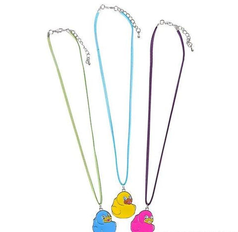 Ducky Necklaces
