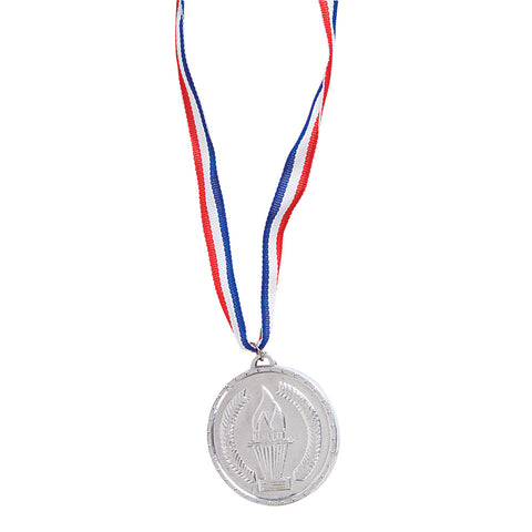 "2"" SILVER MEDALS"
