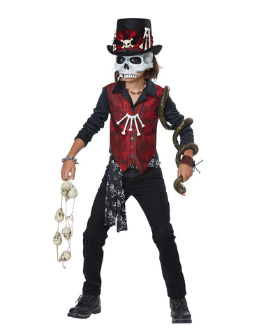 VOODOO HEXED CHILD COSTUME
