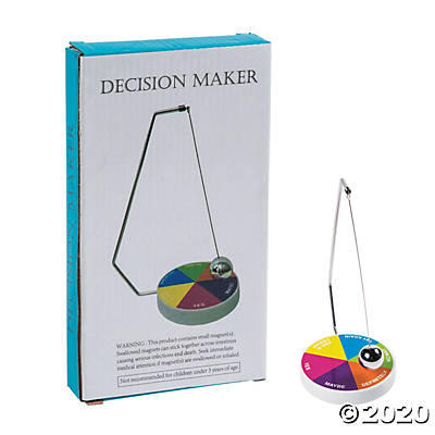 Decision Maker Desktop Toy