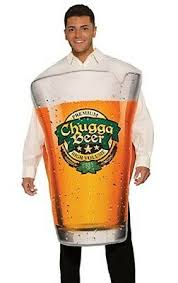 Glass of Beer - Adult Costume