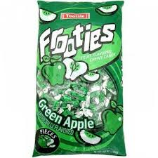 Tootsie Roll Frooties - Green Apple