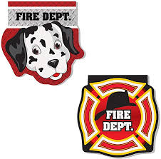 Fire Department Note Pads