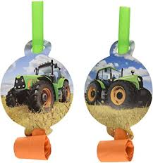 Tractor Time Party Blowouts