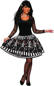 Skeleton Halloween Dress