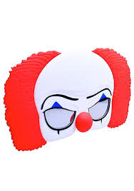 """ IT "" Pennywise Sunstaches"