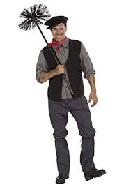Chimney Sweep costume - Plus Size
