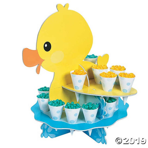 DUCKY TREAT STAND
