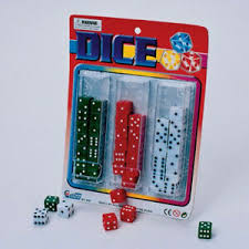 48 COUNT DICE SET (24 SETS)