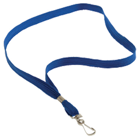 LANYARDS - BLUE