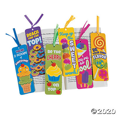 Sweet Treats Bookmarks
