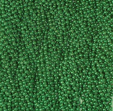 GREEN BEADS 120 COUNT