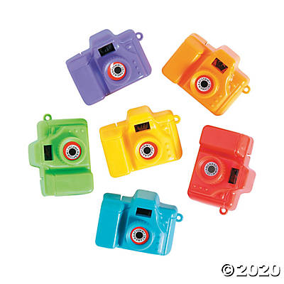 Mini Plastic Toy Cameras