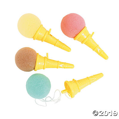 MINI ICE CREAM CONE SHOOTERS