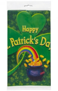 ST. PATRICK'S DAY TABLE COVER