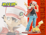 ARTFX J - Pokemon Series - Red with Pikachu 1/8