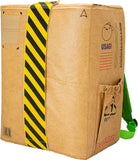 PRE-ORDER Cardboard Box Design Backpack Based on an Original Design by Sumito Owara
