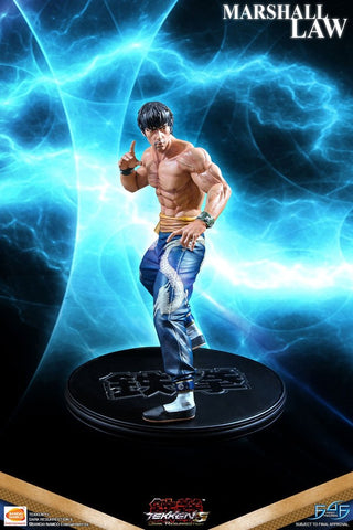 PRE-ORDER Tekken 5: Dark Resurrection - Marshall Law