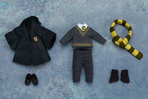PRE-ORDER Nendoroid Doll - Outfit Set (Hufflepuff Uniform - Boy)