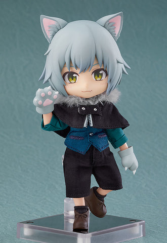 PRE-ORDER Nendoroid Doll - Wolf: Ash