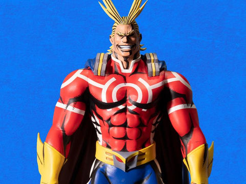 PRE-ORDER My Hero Academia - All Might: Silver Age