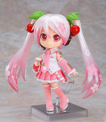Nendoroid Doll - Character Vocal Series 01: Hatsune Miku - Sakura Miku [EXCLUSIVE]