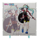 PRE-ORDER Dioramansion 150: Racing Miku Pit 2020 Optional Panel (Team UKYO Support Ver.) [PH1]