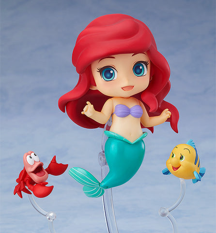 PRE-ORDER Nendoroid 836 - The Little Mermaid - Ariel (2nd Release) [JP]