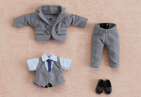 Nendoroid Doll: Outfit Set (Suit - Grey)