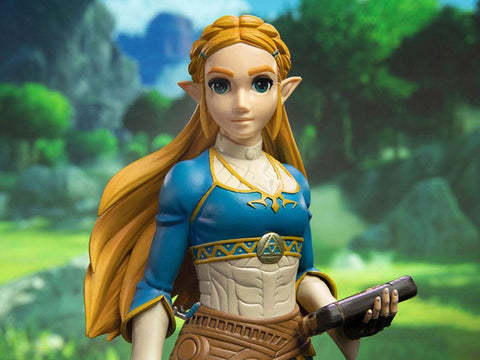 PRE-ORDER The Legend of Zelda: Breath of the Wild - Zelda