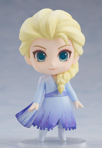 PRE-ORDER Nendoroid 1441 - Frozen 2 - Elsa: Blue Dress Ver. [JP]