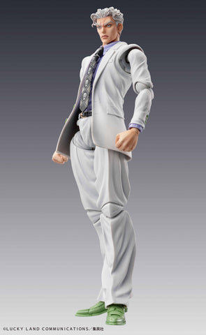 PRE-ORDER Super Action Statue - JoJo's Bizarre Adventure Part.4 - Yoshikage Kira