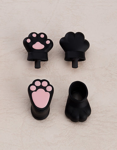 PRE-ORDER Nendoroid Doll - Animal Hand Parts Set (Black)