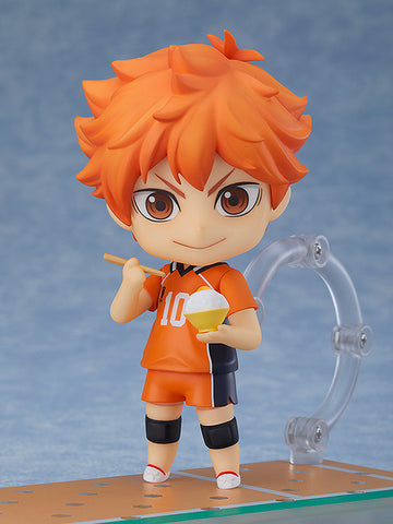 PRE-ORDER Nendoroid 1411 - HAIKYU!! TO THE TOP - Shoyo Hinata: The New Karasuno Ver.