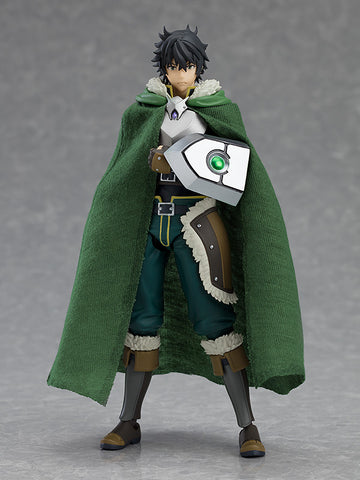 PRE-ORDER figma 494 - The Rising of the Shield Hero - Naofumi Iwatani