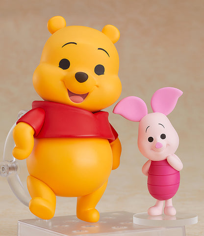 PRE-ORDER Nendoroid 996 - Winnie-the-Pooh - Winnie the Pooh & Piglet Set (2nd Release)