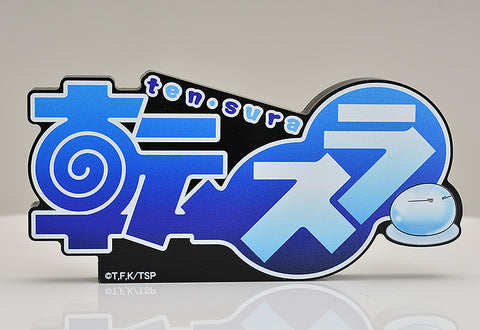 PRE-ORDER That Time I Got Reincarnated as a Slime - Logo Acrylic Display Piece