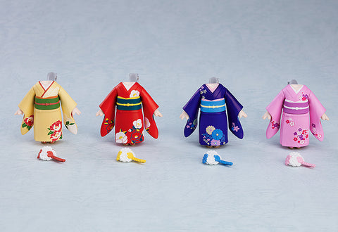 PRE-ORDER Nendoroid More - Dress Up Coming of Age Ceremony Furisode [Box of 4]
