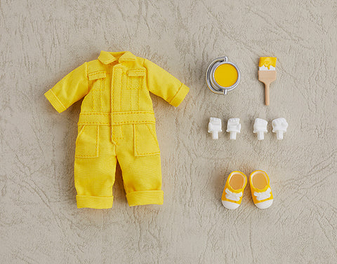 PRE-ORDER Nendoroid Doll: Outfit Set (Colorful Coveralls - Yellow)