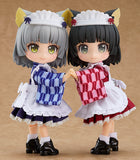 PRE-ORDER Nendoroid Doll - Outfit Set (Japanese-Style Maid - Blue)