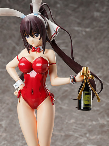PRE-ORDER B-Style - IS Infinite Stratos - Houki Shinonono: Bare Leg Bunny Ver. 1/4