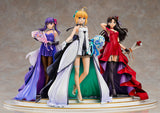 PRE-ORDER Fate/stay night ~15th Celebration Project~ - Saber, Rin Tohsaka and Sakura Matou ~15th Celebration Dress Ver.~ Premium Box 1/7 [PH1]