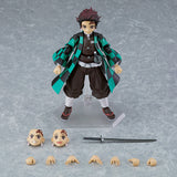 PRE-ORDER figma 498 - Demon Slayer: Kimetsu no Yaiba - Tanjiro Kamado [EXCLUSIVE]