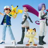 S.H.Figuarts - Pokemon - Ash Ketchum and Team Rocket [EXCLUSIVE]
