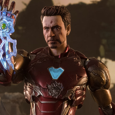 PRE-ORDER S.H.Figuarts - Avengers: Endgame - Iron Man Mk-85 -《I AM IRON MAN》EDITION [EXCLUSIVE]