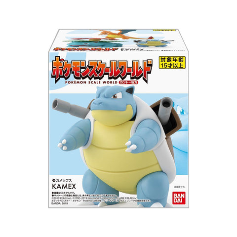 PRE-ORDER Pokemon Scale World: Kanto Region - Blastoise (2nd Release)