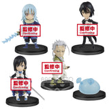 PRE-ORDER That Time I Got Reincarnated as a Slime World Collectable Figure Vol. 3 [Set of 5]