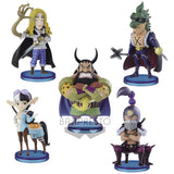 PRE-ORDER One Piece World Collectable Figure -Beast Pirates 2- [Set of 5]