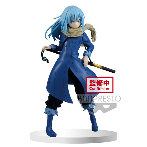 PRE-ORDER That Time I Got Reincarnated as a Slime -OTHERWORLDER- Figure Vol. 1 - A: Rimuru=Tempest