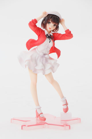 PRE-ORDER Saekano: How to Raise a Boring Girlfriend Coreful Figure - Kato Megumi: Heroine Uniform Ver.